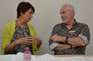 Judy & Peter