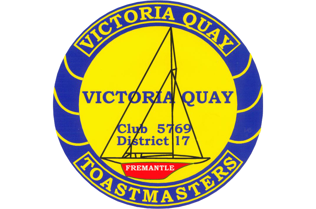 Victoria Quay Toastmasters - Public Speaking in Fremantle
