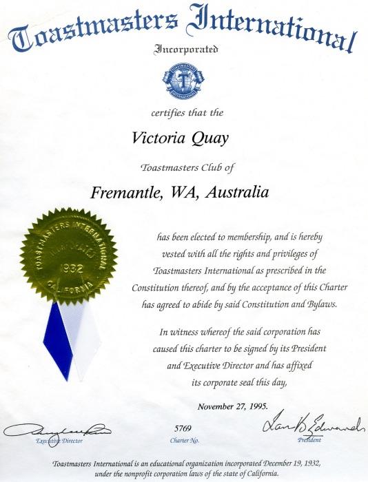 VQCharter Certificate_951127
