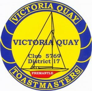 Toastmasters Fremantle Victoria Quay Logo