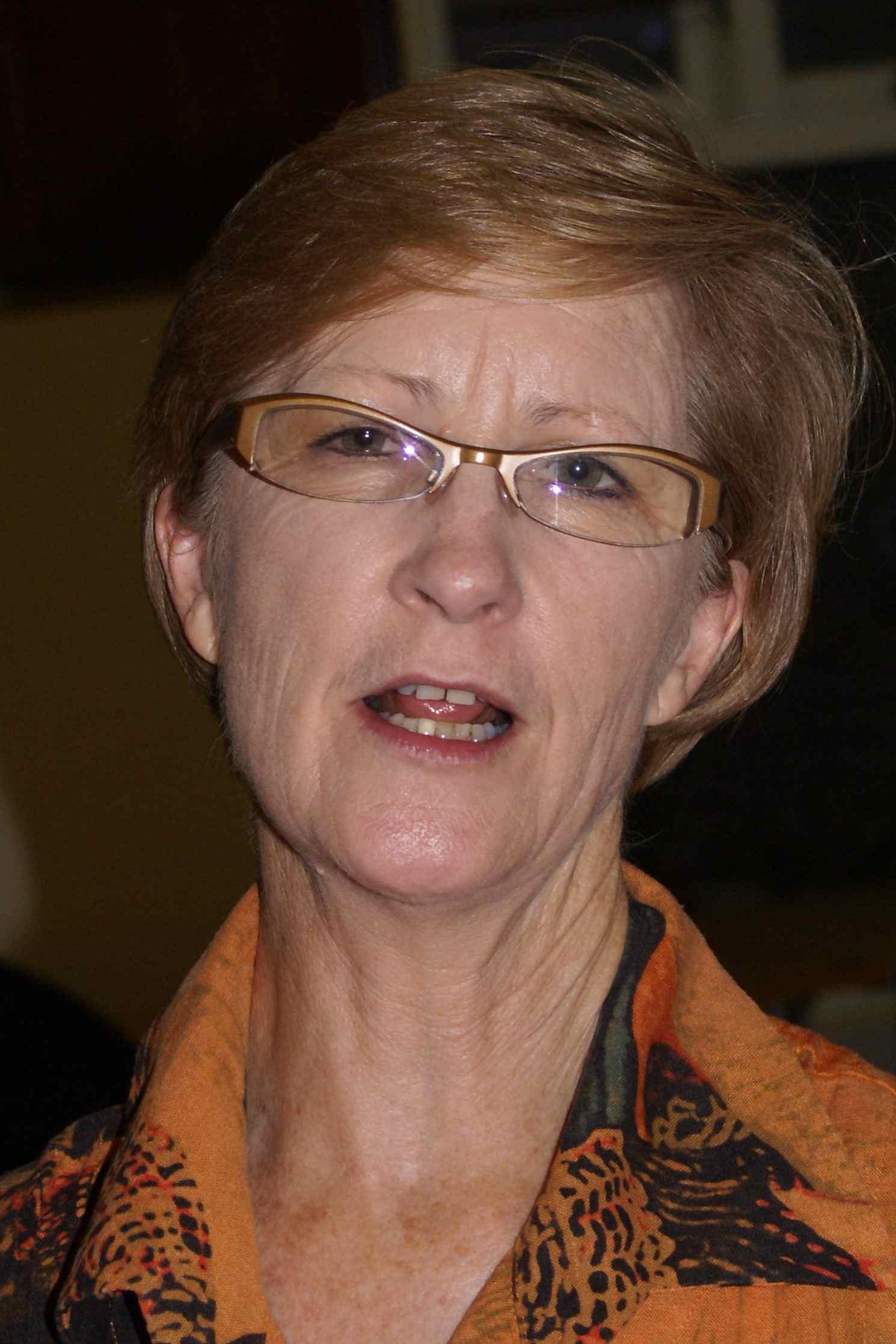 Gail Jenkins ACS